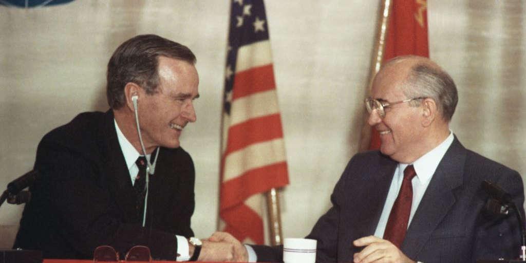 bush-gorbachev