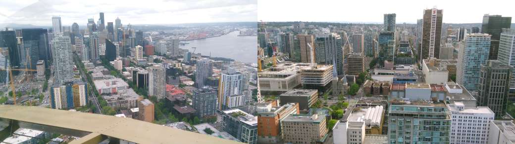Vancouver-Seattle