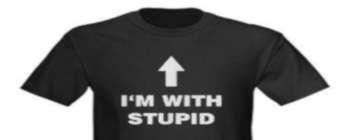 Stupid'